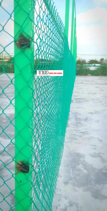 Hàng rào lưới b40 bảo vệ công trình