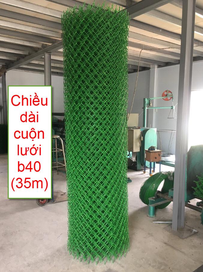 1 cuộn lưới b40 dài 35 mét