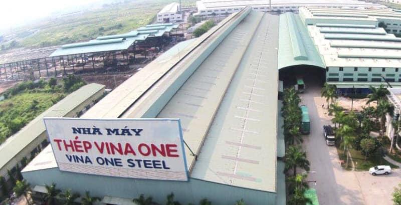 nhà máy sản xuất sắt hộp vinaone
